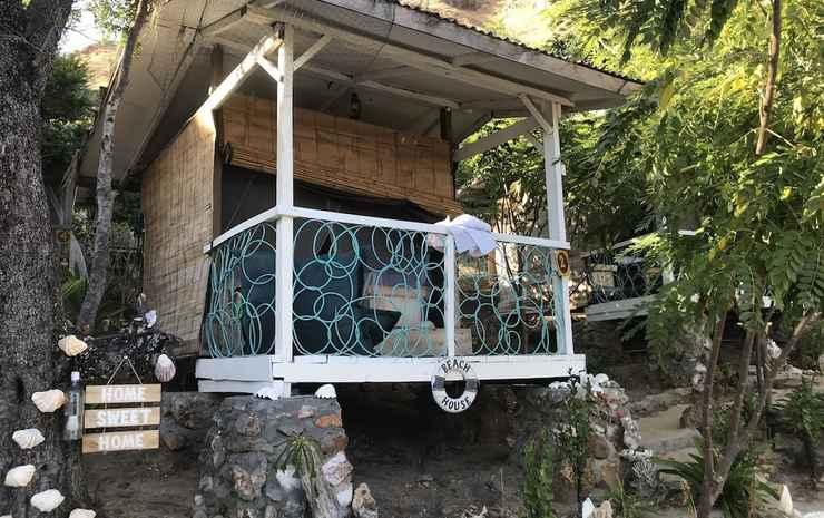 XPirates Dive Camp Manggarai Barat - Kabin Basic, 2 Tempat Tidur Twin, non-smoking