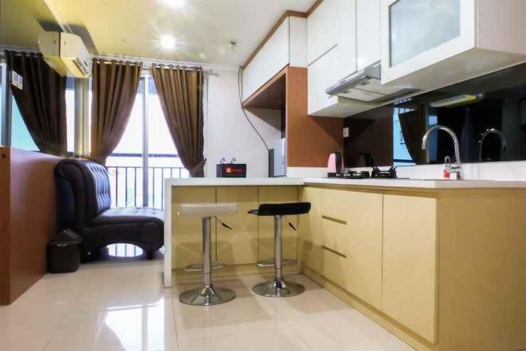 BEDROOM Prime Location At Gajahmada Green Central City Apartment