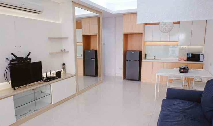 BEDROOM Spacious Apartment at One Park Residence Gandaria