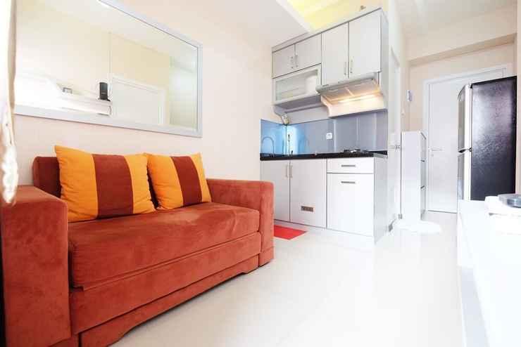 COMMON_SPACE Green Pramuka City Apartment
