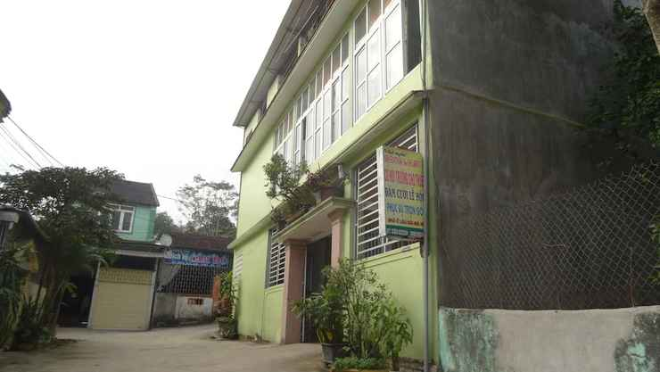 EXTERIOR_BUILDING Thanh Chuong Dong Loan Guesthouse