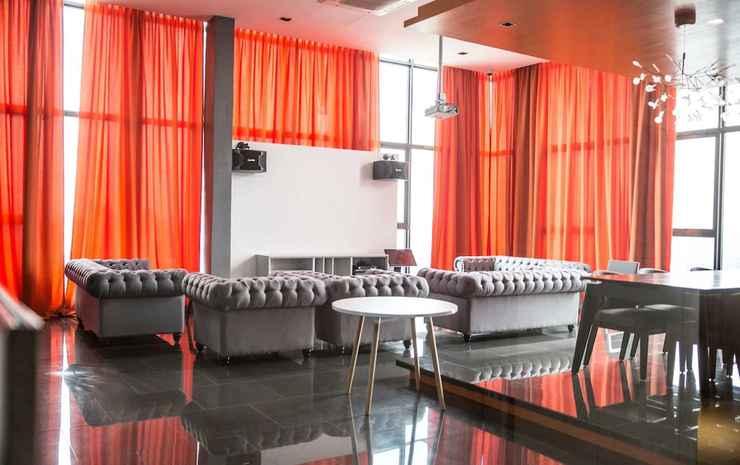Expressionz Professional Suites by Plush Kuala Lumpur - Suite Kota, 1 kamar tidur, pemandangan kota