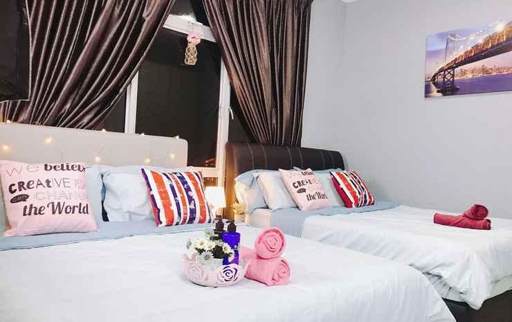 D'ING Pandan Johor - Apartemen, 1 kamar tidur, non-smoking