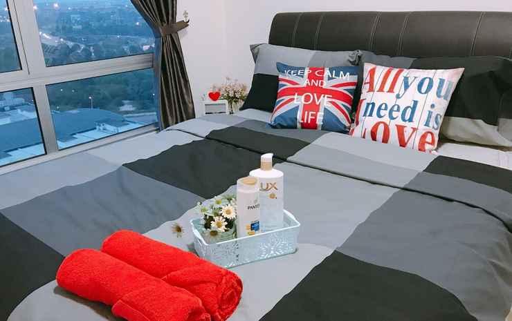 D'ING Pandan Johor - Apartemen, 3 kamar tidur, non-smoking