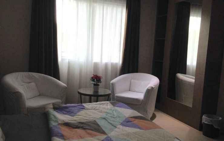 Studio Apartment Nagoya Mansion Batam Batam - Studio Standar, 1 kamar tidur, pemandangan kolam renang