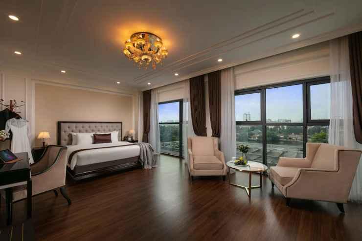 BEDROOM Khách sạn Adonis