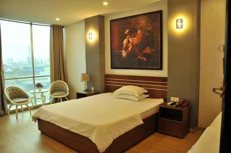BEDROOM Khách sạn Thái Hà Huy