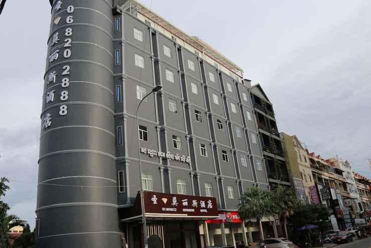 EXTERIOR_BUILDING โรงแรมธุรกิจเซนต์มอริทซ์