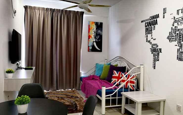 Mansion One Penang - Suite Keluarga, 1 kamar tidur, non-smoking