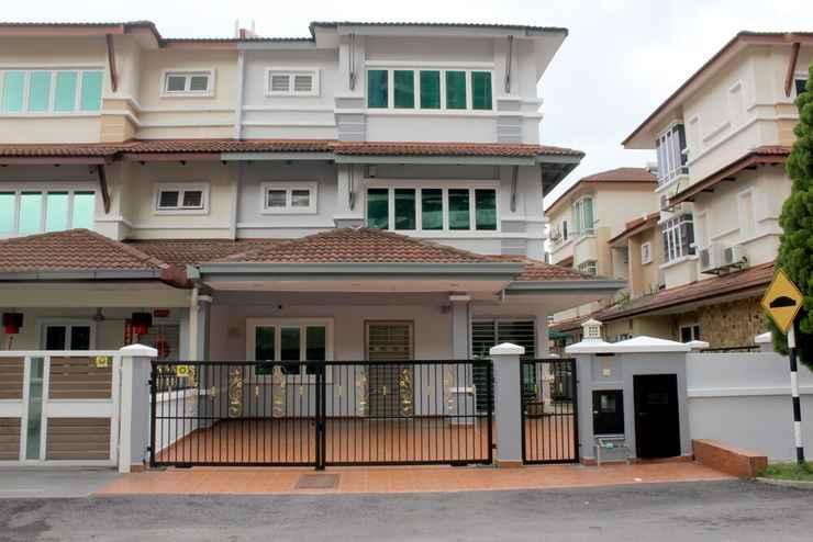 EXTERIOR_BUILDING Cheras TY Cozy Homestay