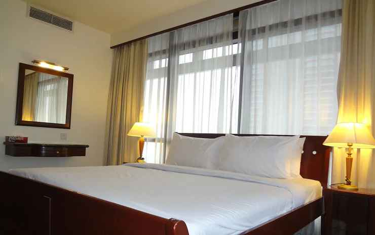 Good Service Suite at Times Square Kuala Lumpur - Suite Keluarga, 2 kamar tidur
