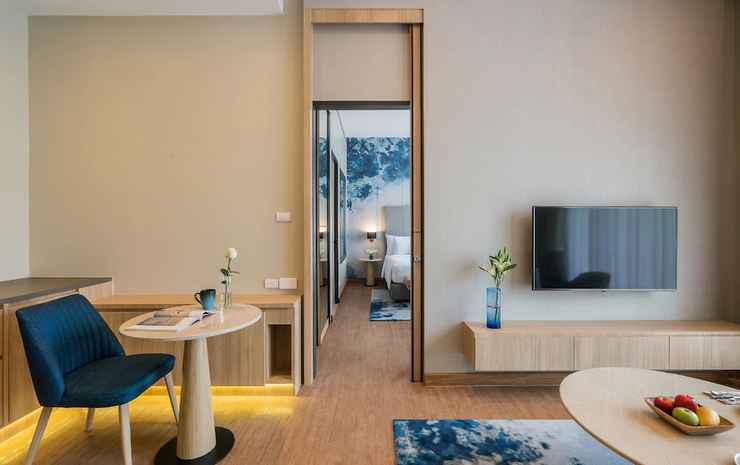 The Key Premier Sukhumvit by Compass Hospitality Bangkok - Suite Premier