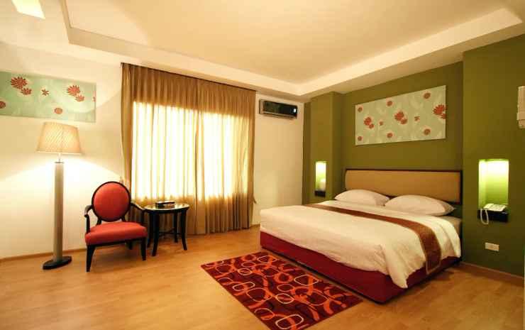 Atrium Boutique Hotel Bangkok - Kamar Double Deluks