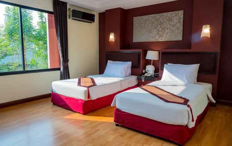 Atrium Boutique Hotel Bangkok - Kamar Twin Standar