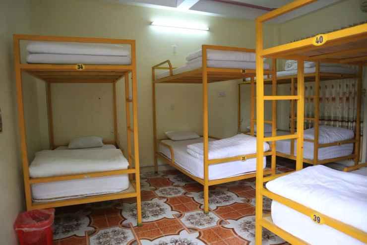 BEDROOM Ha Giang Backpackers Hostel