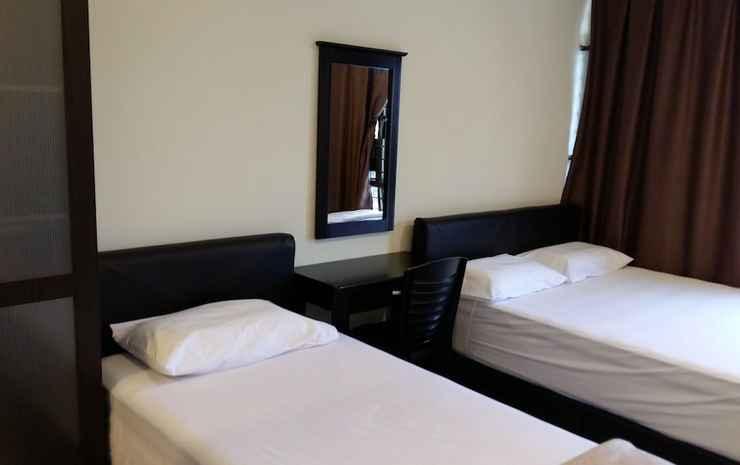 Power Hotel Penang - Kamar Triple Ekonomi