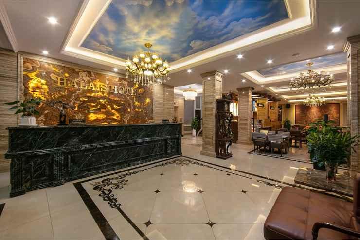 LOBBY Khách sạn Halais