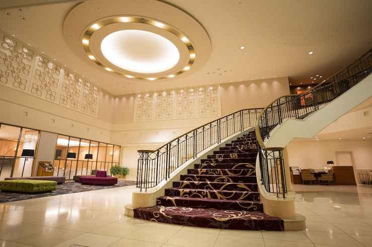 LOBBY โรงแรมแกรนด์ฮิลส์ ชิซูโอกะ