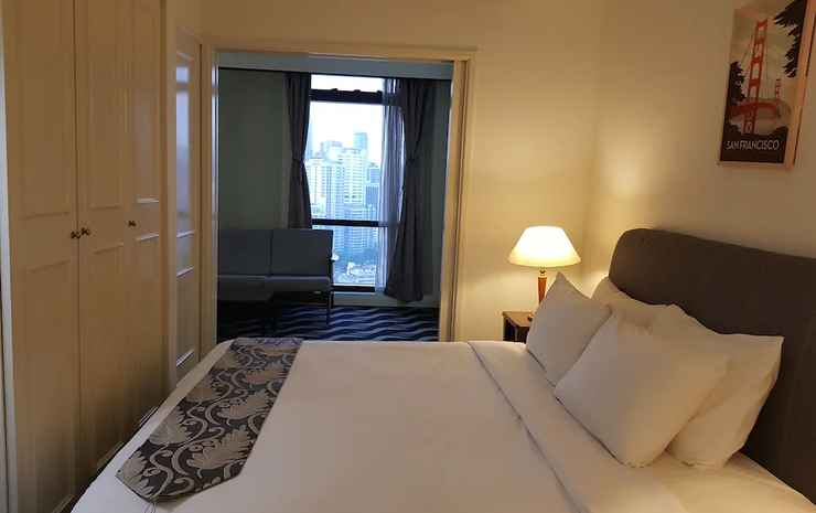 Times Apartment Suites at Times Square Kuala Lumpur - Studio Premium, 1 kamar tidur