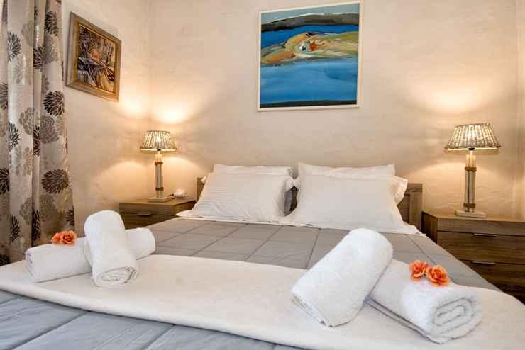 The Veranda Of Gavrion Premium Cycladic House Dimos Andros Hellenic Republic