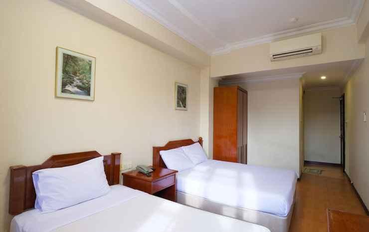 Kim Tian Hotel Singapore - Kamar Triple Standar, Beberapa Tempat Tidur
