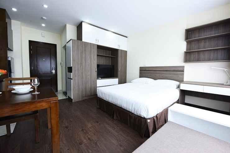 BEDROOM Granda Legend Apartment