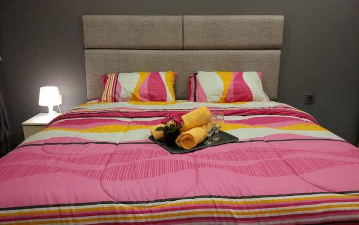 Luxury Apartment near KLCC & City Centre Kuala Lumpur - Kamar Khas, 1 Tempat Tidur Queen, pemandangan kota