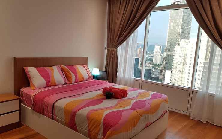 Luxury Apartment near KLCC & City Centre Kuala Lumpur - Apartemen Grand, 3 kamar tidur