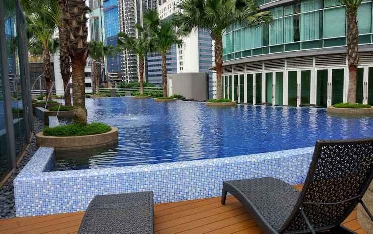 Luxury Apartment near KLCC & City Centre Kuala Lumpur -