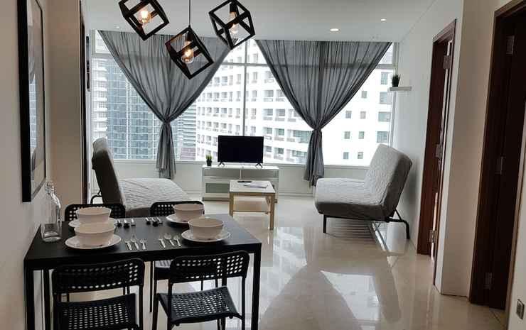 Luxury Apartment near KLCC & City Centre Kuala Lumpur - Apartemen Superior, 3 kamar tidur