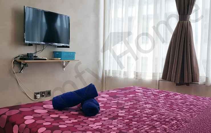 Luxury Apartment near KLCC & City Centre Kuala Lumpur - Kamar Kota, 1 Tempat Tidur Queen, pemandangan kota