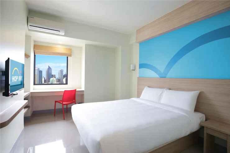 BEDROOM Hop Inn Hotel Tomas Morato Quezon City