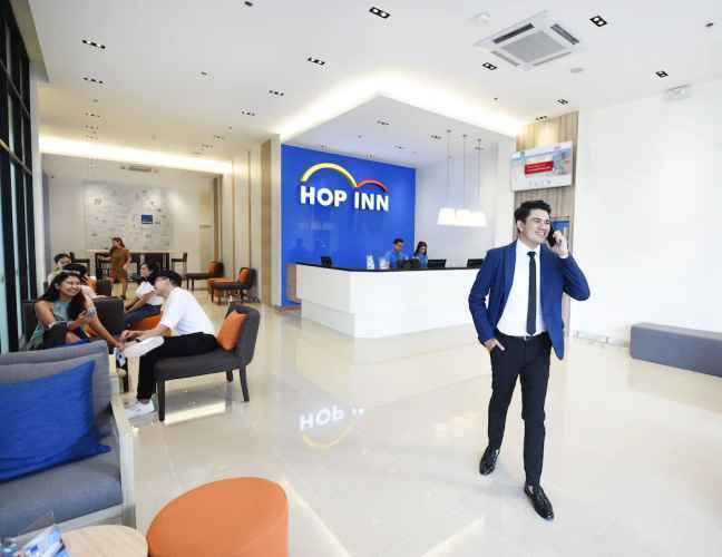LOBBY Hop Inn Hotel Tomas Morato Quezon City