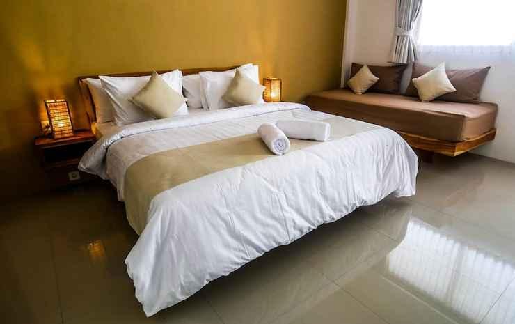 Mango Lodge Lombok - Kamar Deluks