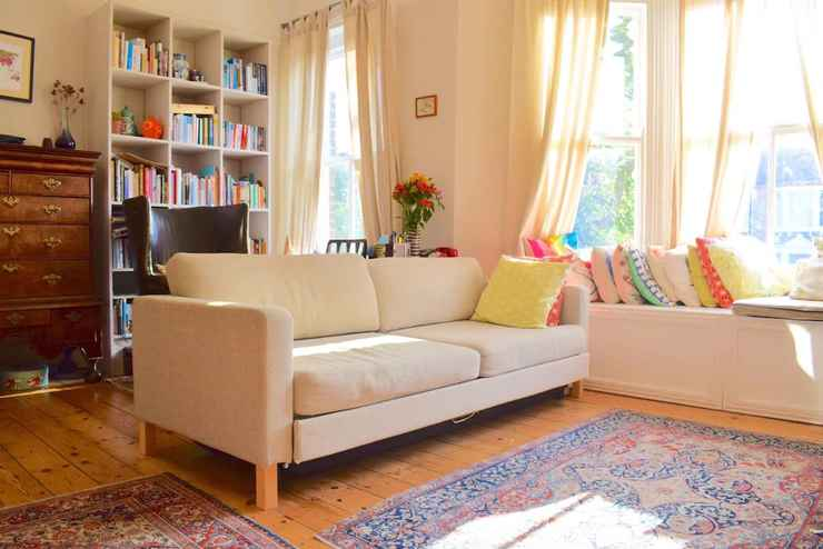 COMMON_SPACE 3 Bedroom Victorian Flat With Parking in South East London