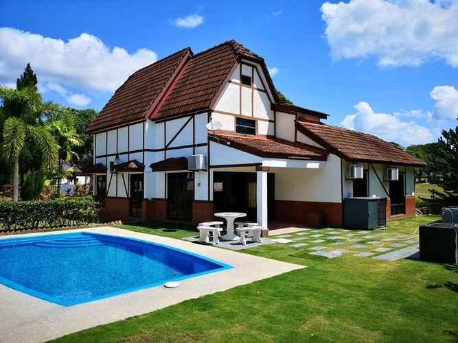 BEDROOM Luxury Villa 1069