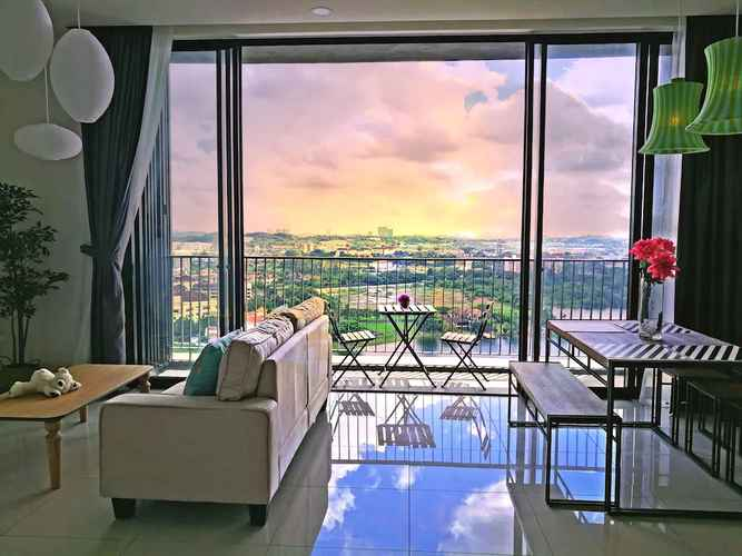 BEDROOM Dream City 2 Bedrooms Apartment