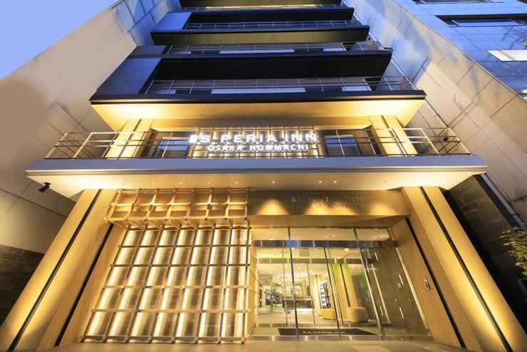 EXTERIOR_BUILDING โรงแรมเอส-ปีเรีย โอซาก้า ฮงมาชิ