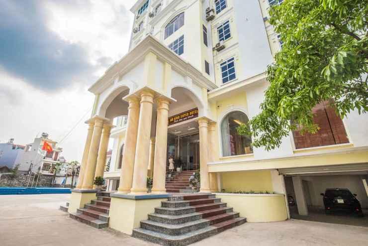 EXTERIOR_BUILDING Khách sạn An Bình Super