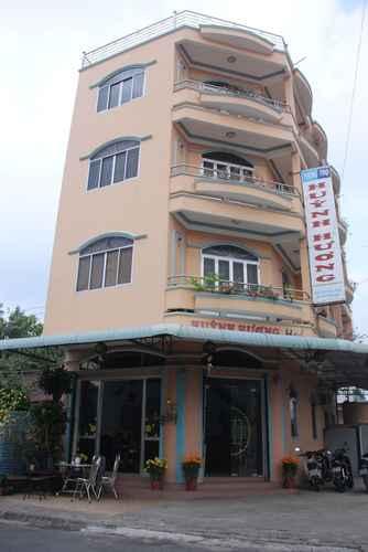 EXTERIOR_BUILDING Nhà nghỉ Huỳnh Hương