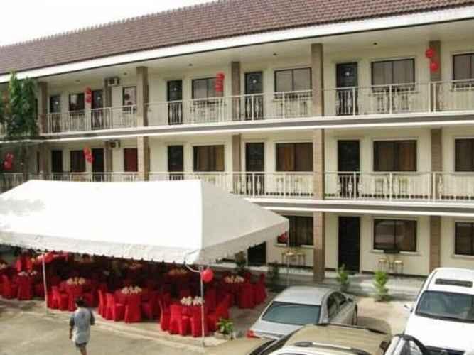 EXTERIOR_BUILDING Apartelle de Arcenas Cebu