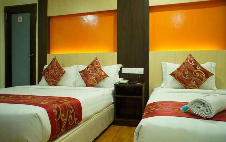 Bitz Hotel Kuala Lumpur - Kamar Triple Deluks