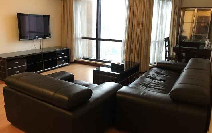 Comfort Service Apartment at Berjaya Times Square Kuala Lumpur - Suite Keluarga (Brooklyn Family Suite)