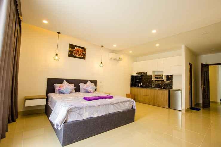 BEDROOM Cherry's House Phu Quoc