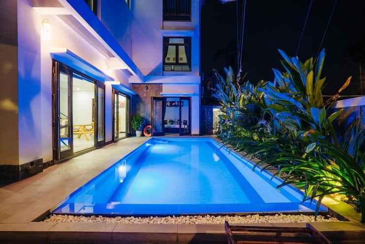 SWIMMING_POOL Hoi An Lotus Aroma Villa