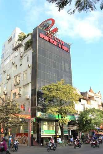 EXTERIOR_BUILDING Khách sạn & Căn hộ CPN