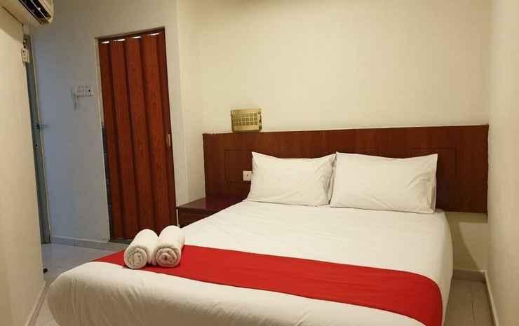 Fully Hotel Johor Jaya Johor - Kamar Double Deluks, 1 Tempat Tidur Double