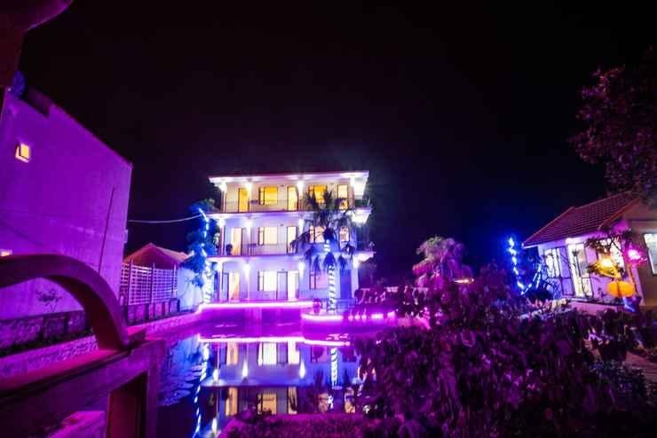 EXTERIOR_BUILDING Sunny Trang An Homestay