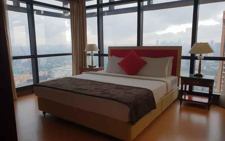 Residency Suites At Times Square Kuala Lumpur - Apartemen