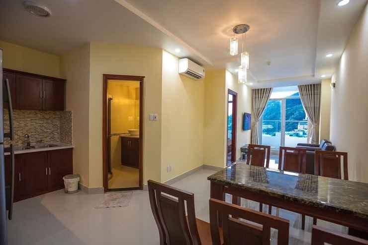 BEDROOM Cozzy Seaview Apartment
